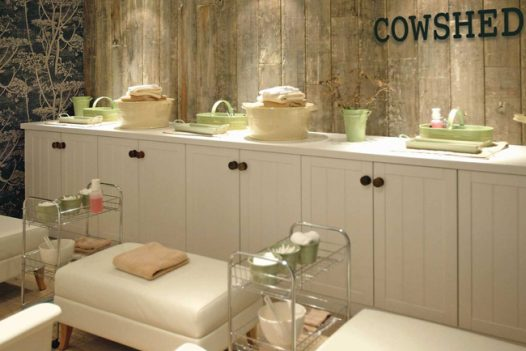 The Cowshed Spa at St Moritz Hotel, enjoy a treatment or swim, the perfect rainy day activities