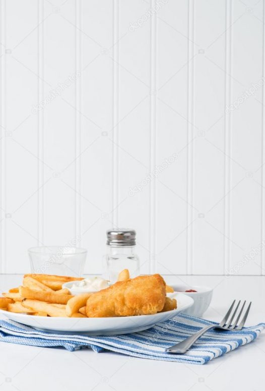 Pick up some fish and chips from Rock n Roll Plaice in Rock, the perfect rainy day activity in North Cornwall