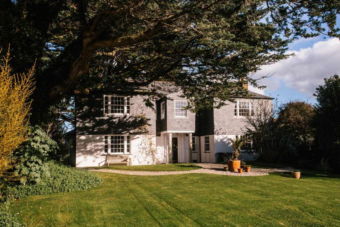 Exterior of Rockhaven Manor, a self-catering holiday cottage in Rock, North Cornwall.