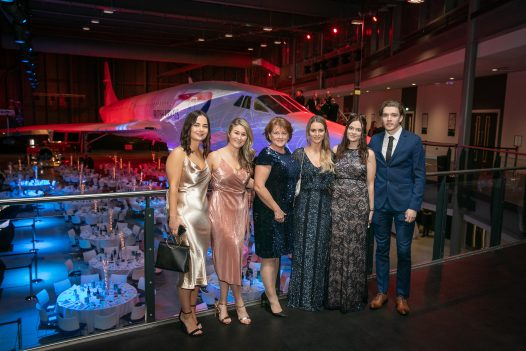 The Latitude50 team at the South West Tourism Awards 2019