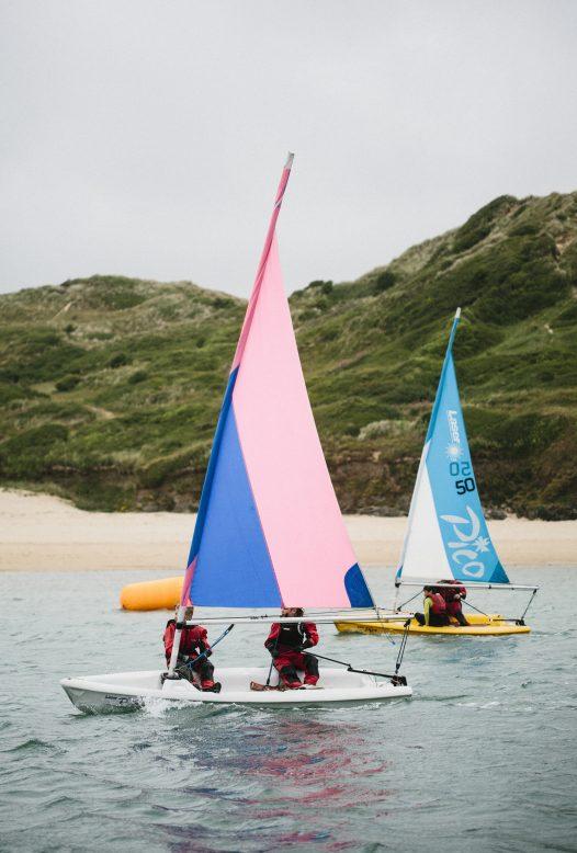 Camel sailing Week, Rock, North Cornwall