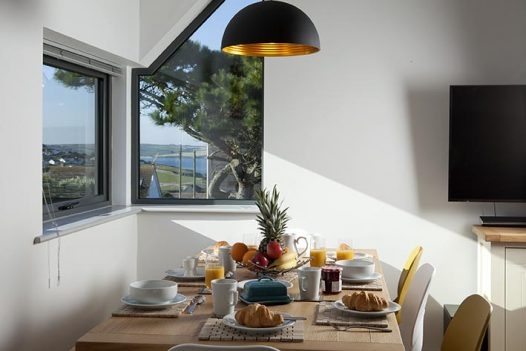 Endymion is a self-catering holiday home in Polzeath, North Cornwall