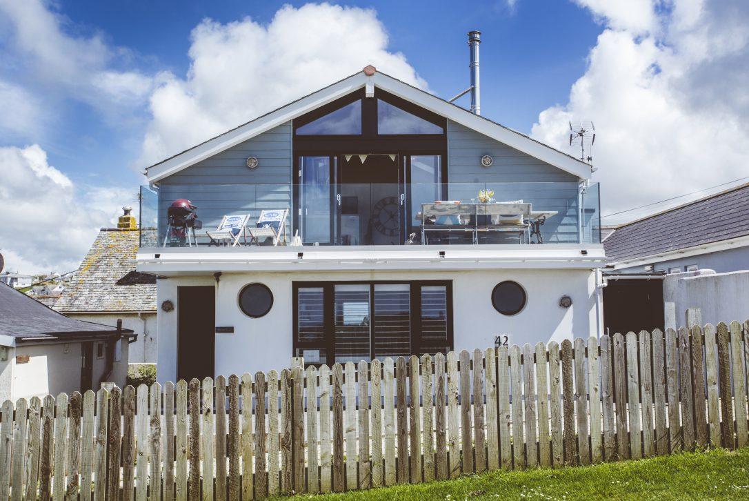 Drum Fish, a self-catering holiday home in Polzeath, North Cornwall
