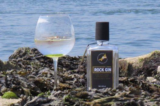 Cornish Rock Gin - Latitude50's top 5 Cornish gins