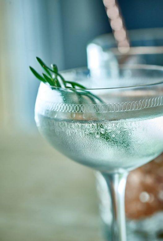 Curio Samphire gin - Latitude50's top 5 Cornish gins