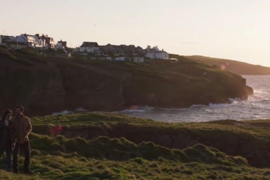 Port Gaverne was one of the filming locations for the Fisherman's Friends film