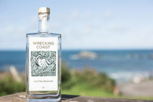 Wrecking Coast Gin - Latitude50's top 5 Cornish gins