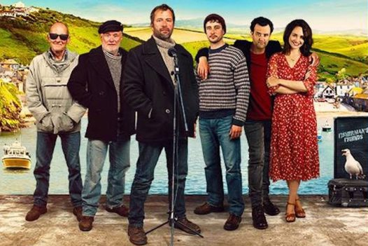 The Fisherman's Friends movie was filmed in Port Isaac, North Cornwall