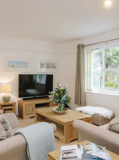 Living room at 1 Menague, a self-catering holiday cottage in Rock, North Cornwall