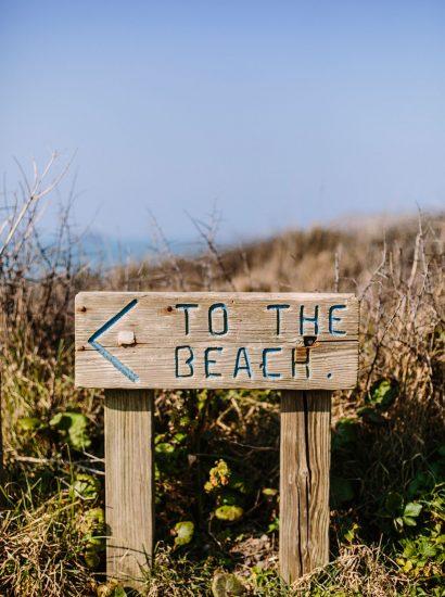 South West Coast Path, Polzeath, North Cornwall