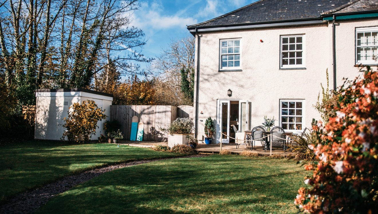 1 Lowenna Manor, a self-catering holiday home in Rock, North Cornwall