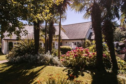 Exterior of 1 Menague, a self-catering holiday cottage in Rock, North Cornwall