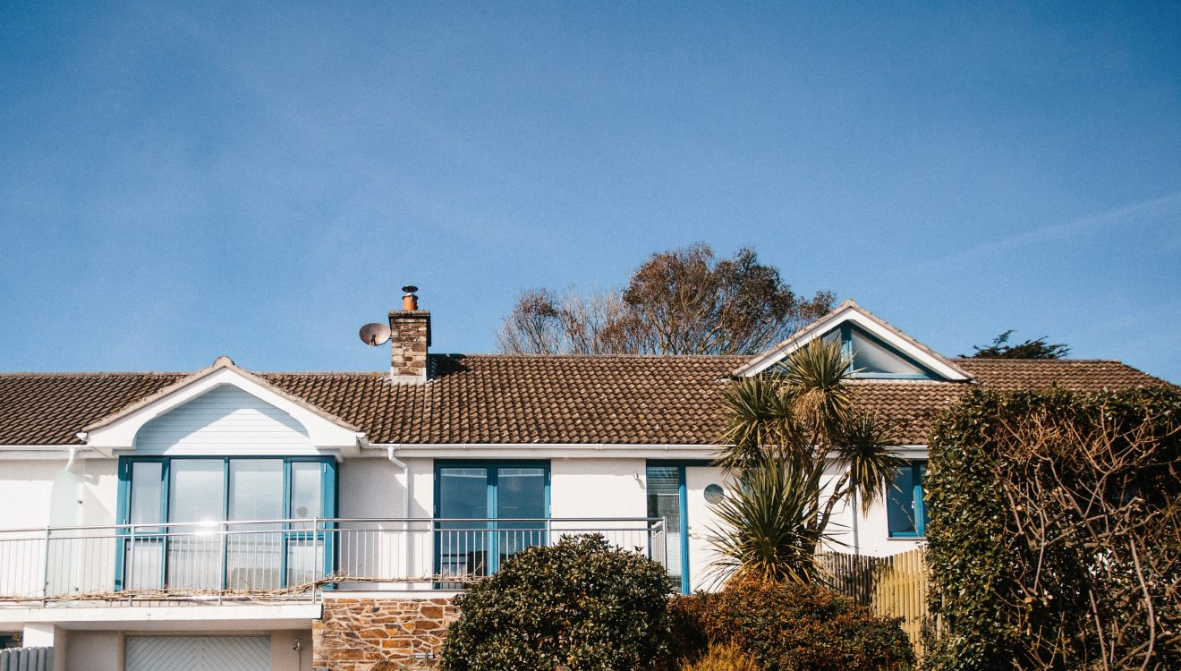 Exterior of Fifty Little Trelyn, a self-catering holiday home in Rock, North Cornwall