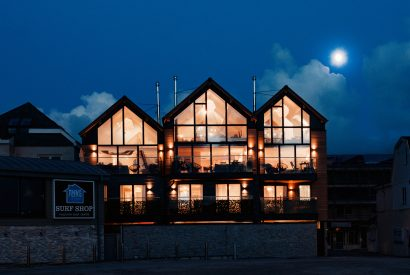 A luxury, self-catering holiday home in Polzeath, North Cornwall