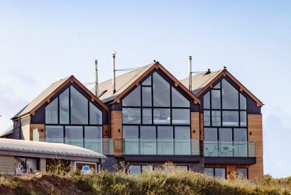 Chyanna, a luxury, self-catering holiday home in Polzeath, North Cornwall