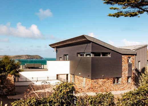 Coppers, a self-catering holiday home in New Polzeath, North Cornwall