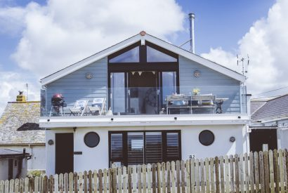 Drum Fish, a self-catering holiday cottage in Polzeath, North Cornwall