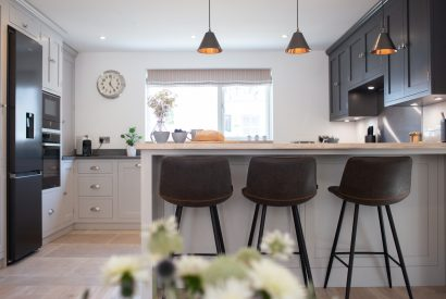 Galena, a self-catering holiday home with hot tub in Polzeath, North Cornwall