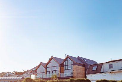 Gwel Trelsa, a luxury, self-catering holiday home in Polzeath, North Cornwall
