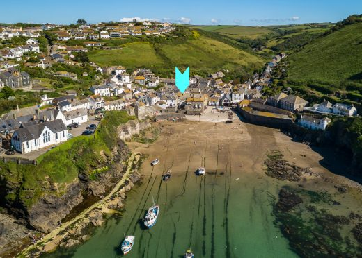 Henry's, a self-catering holiday home in Port Isaac, North Cornwall