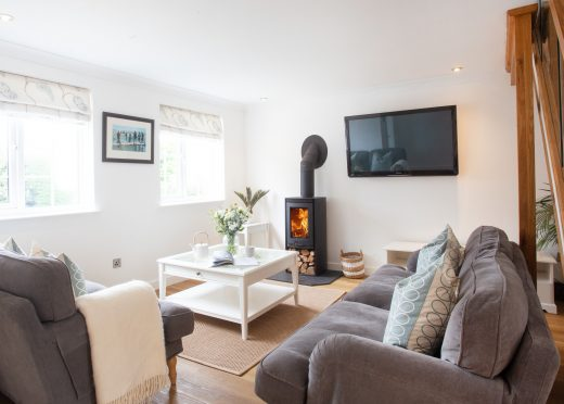 Hughenden, a self-catering holiday home in Rock, North Cornwall