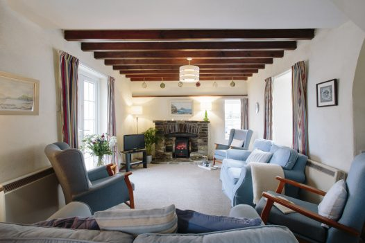 Ivy Cottage, a self-catering holiday home in Polzeath, North Cornwall