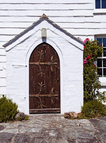Original features at Lower Farm, a self-catering holiday home in Daymer Bay, North Cornwall