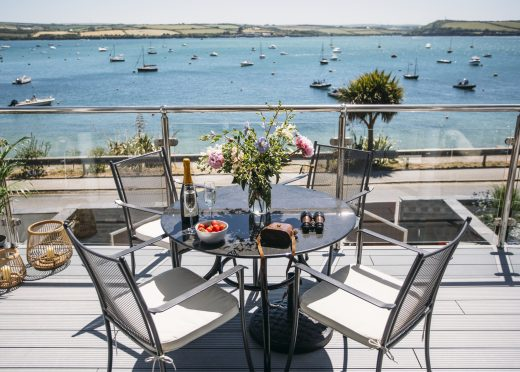 Orchard House, a self-catering holiday home in Rock, North Cornwall