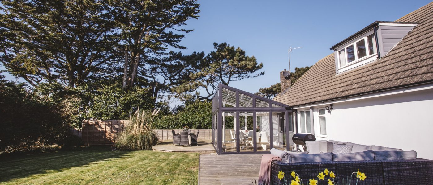 Pinetree Lodge is a self-catering holiday home in Polzeath, North Cornwall