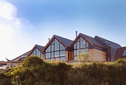 Polsted, a luxury, self-catering holiday home in Polzeath, North Cornwall
