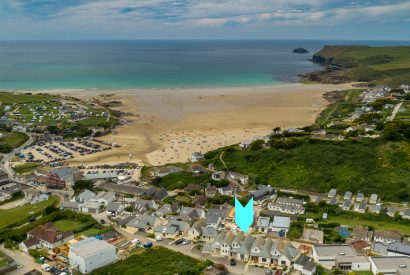 Solan is a luxury self-catering holiday home in Polzeath, North Cornwall
