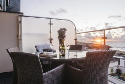 Solan a self-catering holiday house in Polzeath, North Cornwall