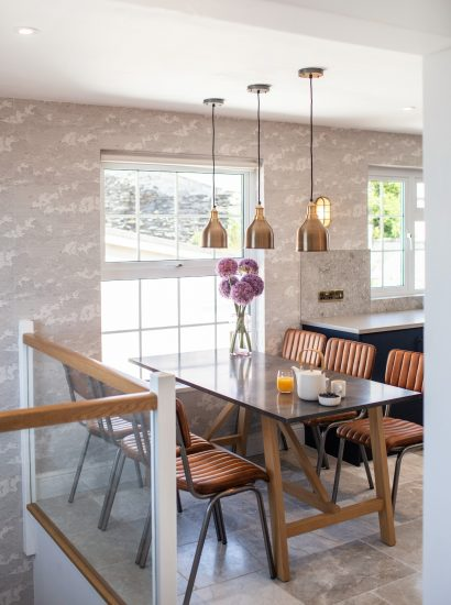 The Port Hole, a self-catering holiday home with sea views in Port Isaac