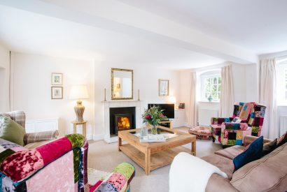 The Coach House, a self-catering holiday home in Rock, North Cornwall