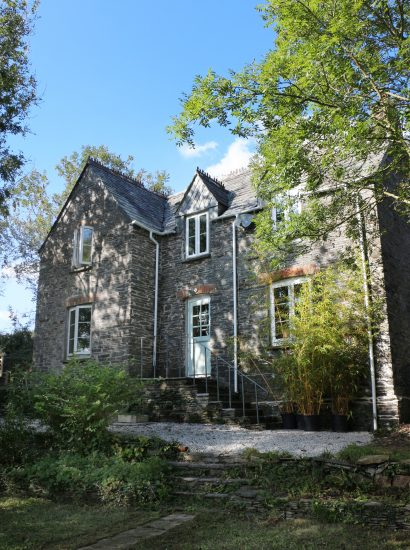 The Gate House, a self-catering holiday home between Rock and Wadebridge, North Cornwall