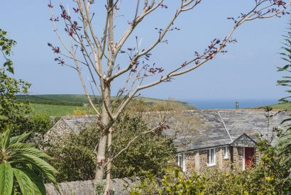 The Linhaye, a self-catering holiday home near Port Isaac, North Cornwall