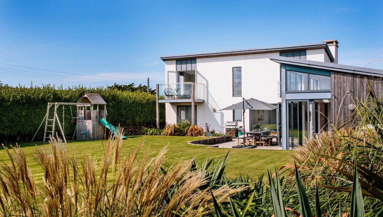 Tregarthen, a self-catering holiday home in New Polzeath, North Cornwall