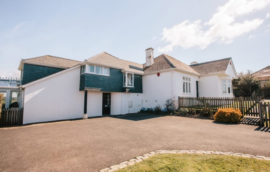Upper and Lower Pen-y-Bryn are self-catering holiday cottages between Daymer Bay and Polzeath