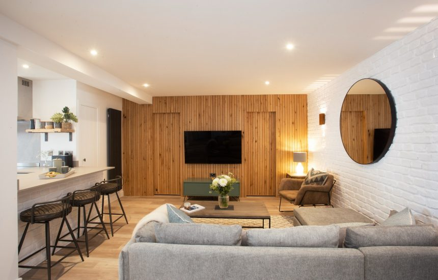 Waverley, a luxury self-catering property in Polzeath, North Cornwall
