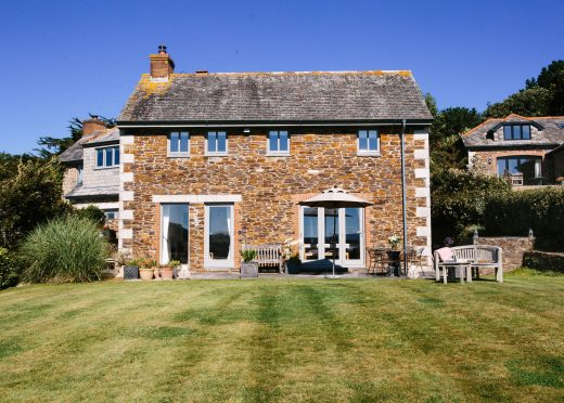 Kate Cottage, a self-catering holiday cottage near Rock, North Cornwall