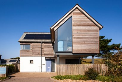 Endymion, a self-catering holiday home in New Polzeath, North Cornwall