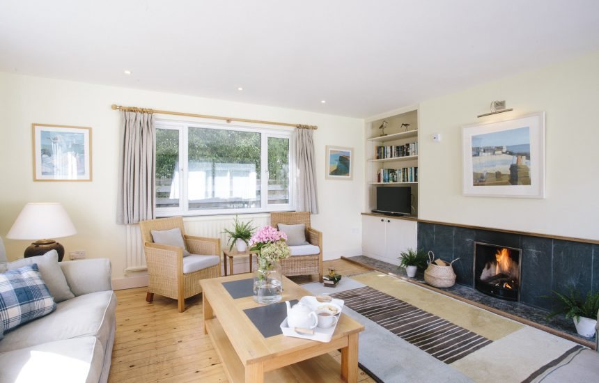 Half Way Tree, a self-catering holiday home in Rock, North Cornwall