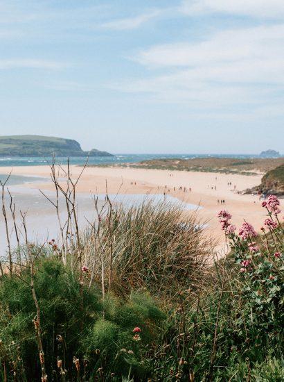 Rock beach, North Cornwall