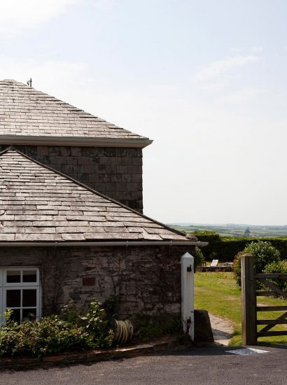Exterior of Little Lynam, a self-catering holiday home in Rock, North Cornwall