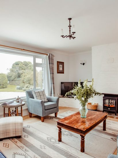 Lounge at Maidenover, a self-catering holiday home in Rock, North Cornwall
