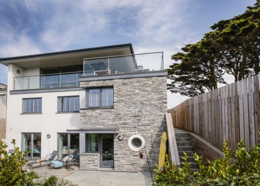 Rosemar, a self-catering holiday home in New Polzeath, North Cornwall