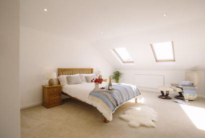 Bedroom at Slipper Rock, a self-catering holiday house in Rock, North Cornwall